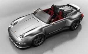 Gunther Werks crea la radical versión Speedster que el Porsche 993 no llegó a tener
