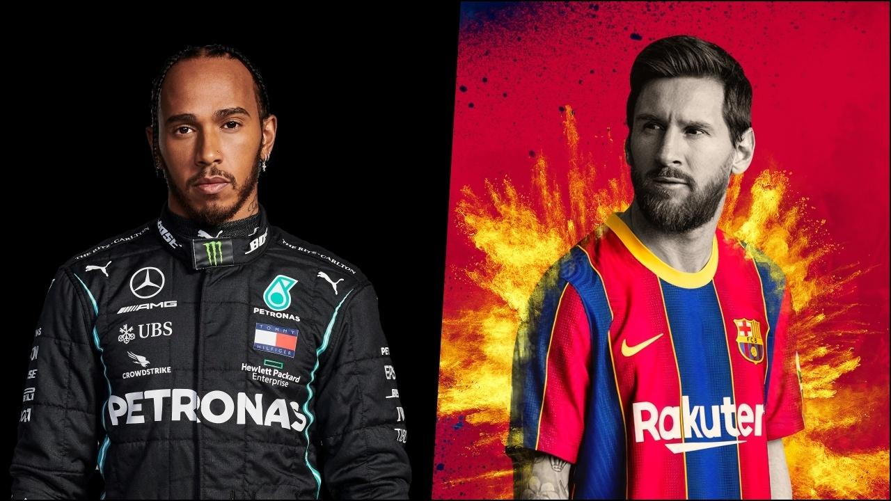 Hamilton, el Messi de la F1: así está el Top10 de sueldos en 2021