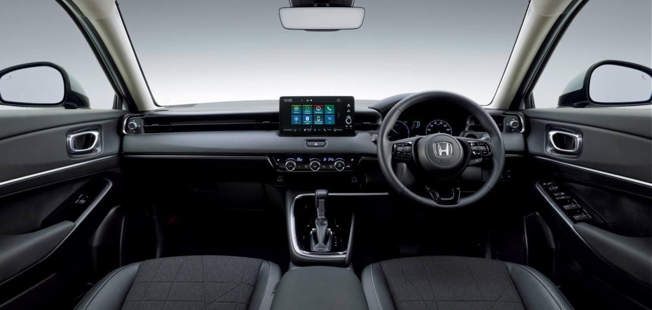 Photo Honda HR-V e: HEV - interior