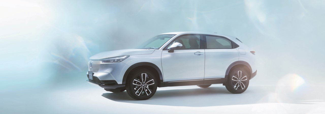 Debuta el nuevo Honda HR-V e:HEV 2021, el nuevo B-SUV japonés