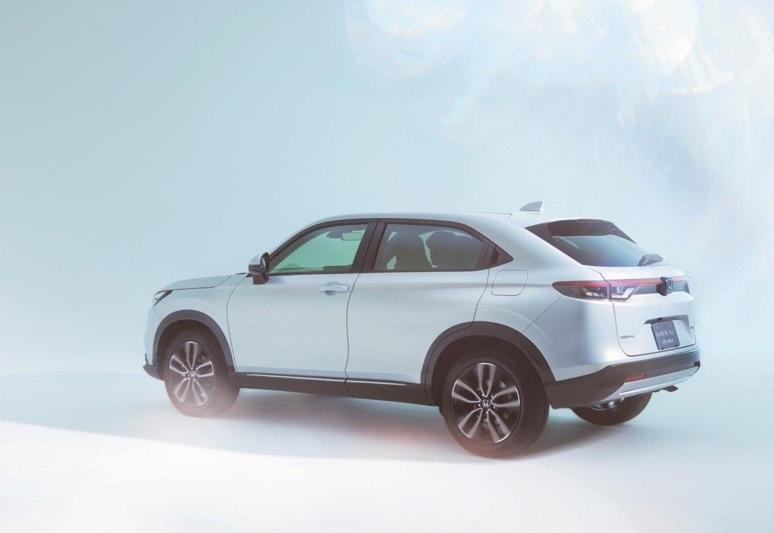 Photo Honda HR-V e: HEV - exterior