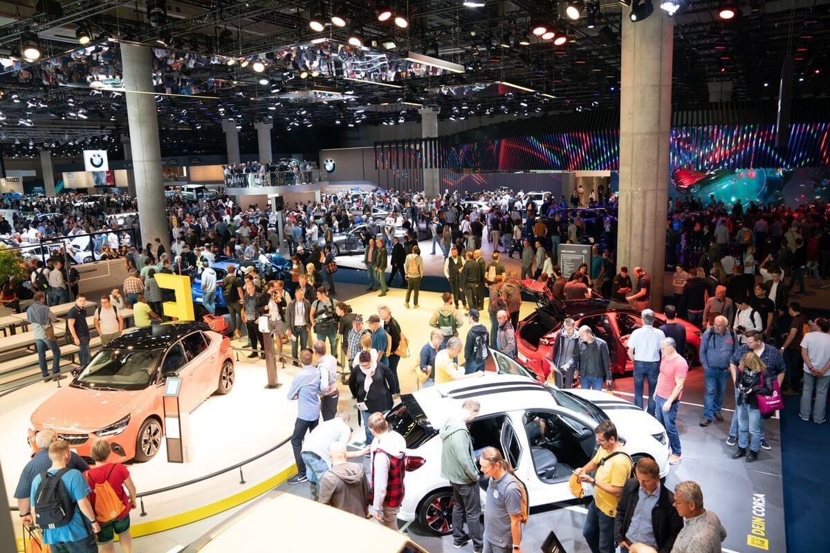 Formato híbrido del Salón de Múnich 2021, el evento alemán será presencial y virtual