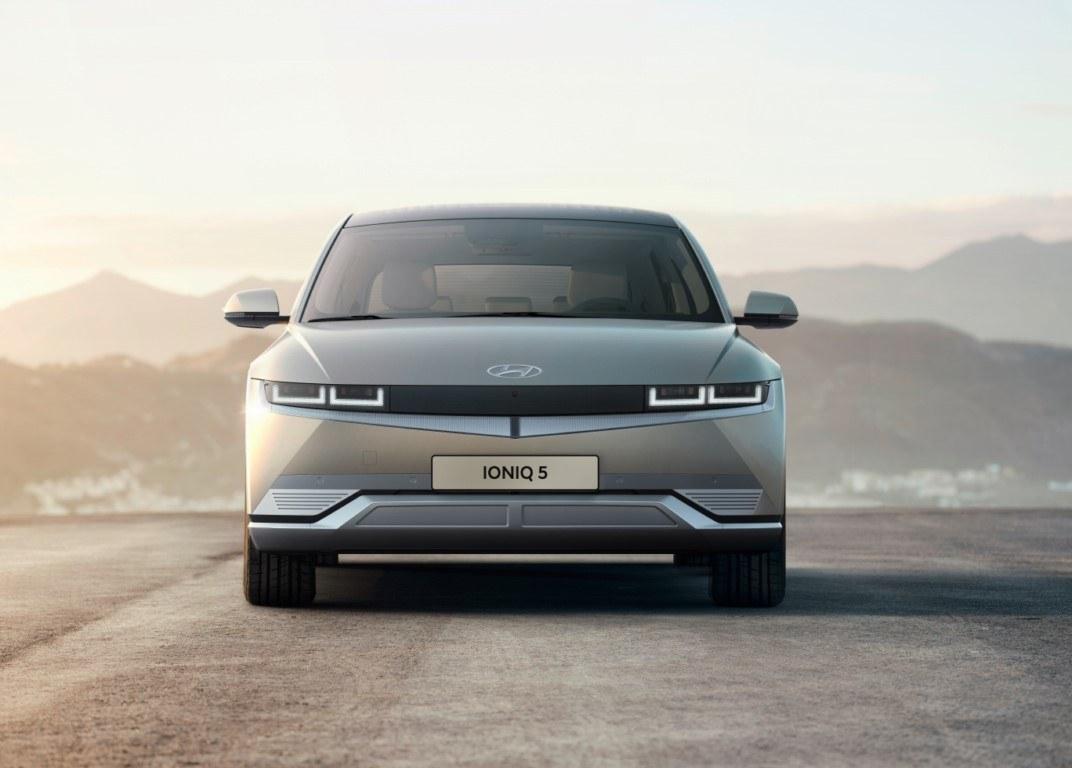 Debuta el IONIQ 5, el crossover eléctrico de nueva generación de Hyundai