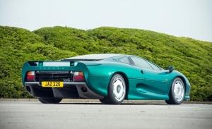 Amores de juventud: el Jaguar XJ220