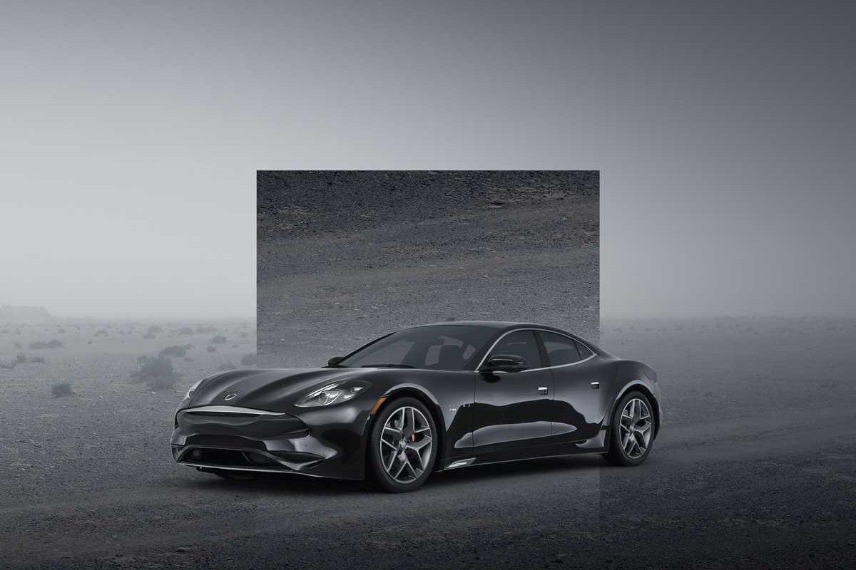 Karma presenta oficialmente el nuevo GSe-6 eléctrico... pero no revela nada nuevo