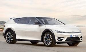 Así será el nuevo KIA EV6 2021, el crossover eléctrico estrenará diseño