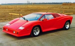 La historia del desconocido Lamborghini L150, el inédito restyling del Countach