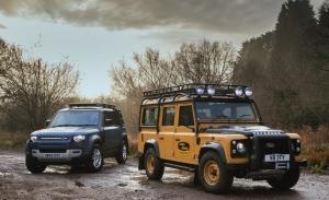 Land Rover Defender Works V8 Trophy, una edición exclusiva para la aventura