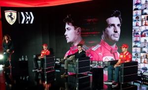 Leclerc y Sainz quieren ser parte del proyecto de Ferrari en Le Mans