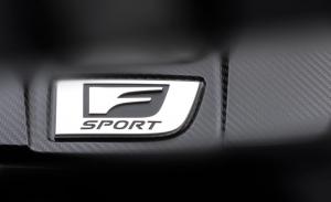 Lexus avanza el primer teaser de los nuevos modelos deportivos F Sport