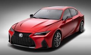 Llega el Lexus IS 500 F Sport Performance con un V8 atmosférico de 478 CV