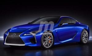 Lexus está preparando nuevas versiones F con renovados V8 para los IS, LC y LF