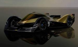 Lotus E-R9: así será un prototipo de Le Mans en 2030 según la marca