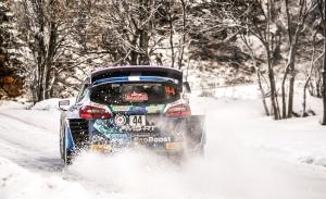 M-Sport espera 'renacer' y mostrar una mejor cara en el Arctic Rally