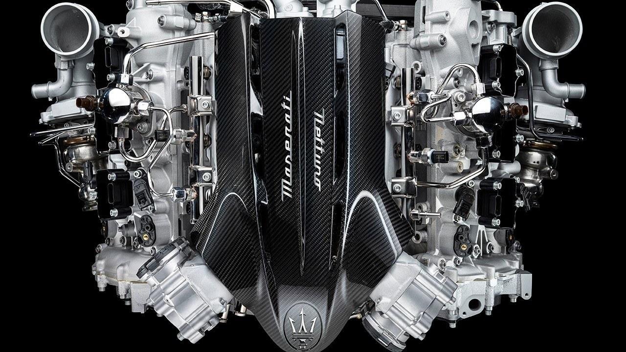 Maserati explica la tecnología del motor Nettuno para renunciar a la hibridación