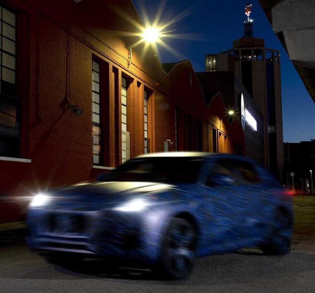 El Maserati Grecale 2021 se insinúa en unos teaser, el rival italiano del Macan