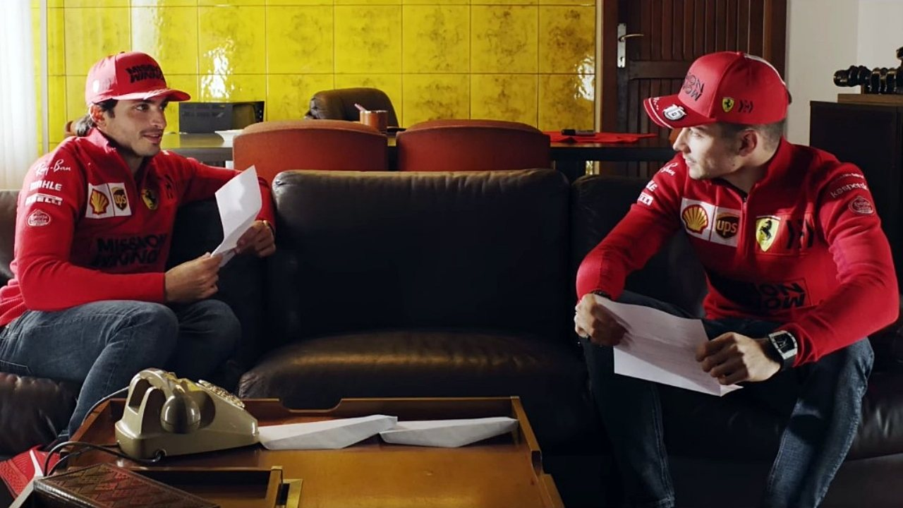 El mensaje de Sainz a Leclerc: «Ayudemos a Ferrari, ya nos ocuparemos el uno del otro»