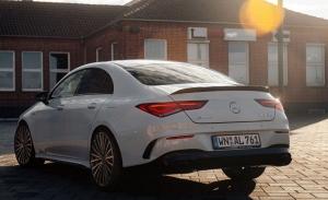 Lorinser potencia la imagen y prestaciones del Mercedes-AMG CLA 35 4MATIC