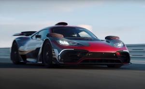 Un nuevo teaser acerca el estreno mundial del Mercedes-AMG Project ONE