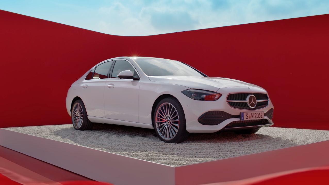 ¡Filtrado! El nuevo Mercedes Clase C 2021 (W206) desvelado al completo