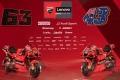 Ducati presenta su proyecto oficial para la temporada 2021 de MotoGP