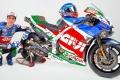 The LCR Honda team presents the MotoGP of the Spanish Álex Márquez