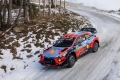 Hyundai Motorsport confía en dar un paso al frente en el Arctic Rally