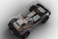 La extraña configuración mecánica del futuro Jeep Wrangler eléctrico al descubierto