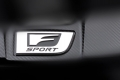 Lexus previews the first teaser of the new sports models F Sport