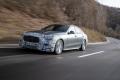 El Mercedes Clase C 2021 contará con dirección activa en las ruedas traseras