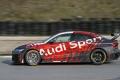 El nuevo Audi RS 3 LMS TCR tiene su primer test en Castellolí