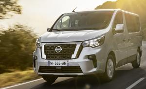 Nissan NV300 Combi 2021, nueva imagen y más tecnología