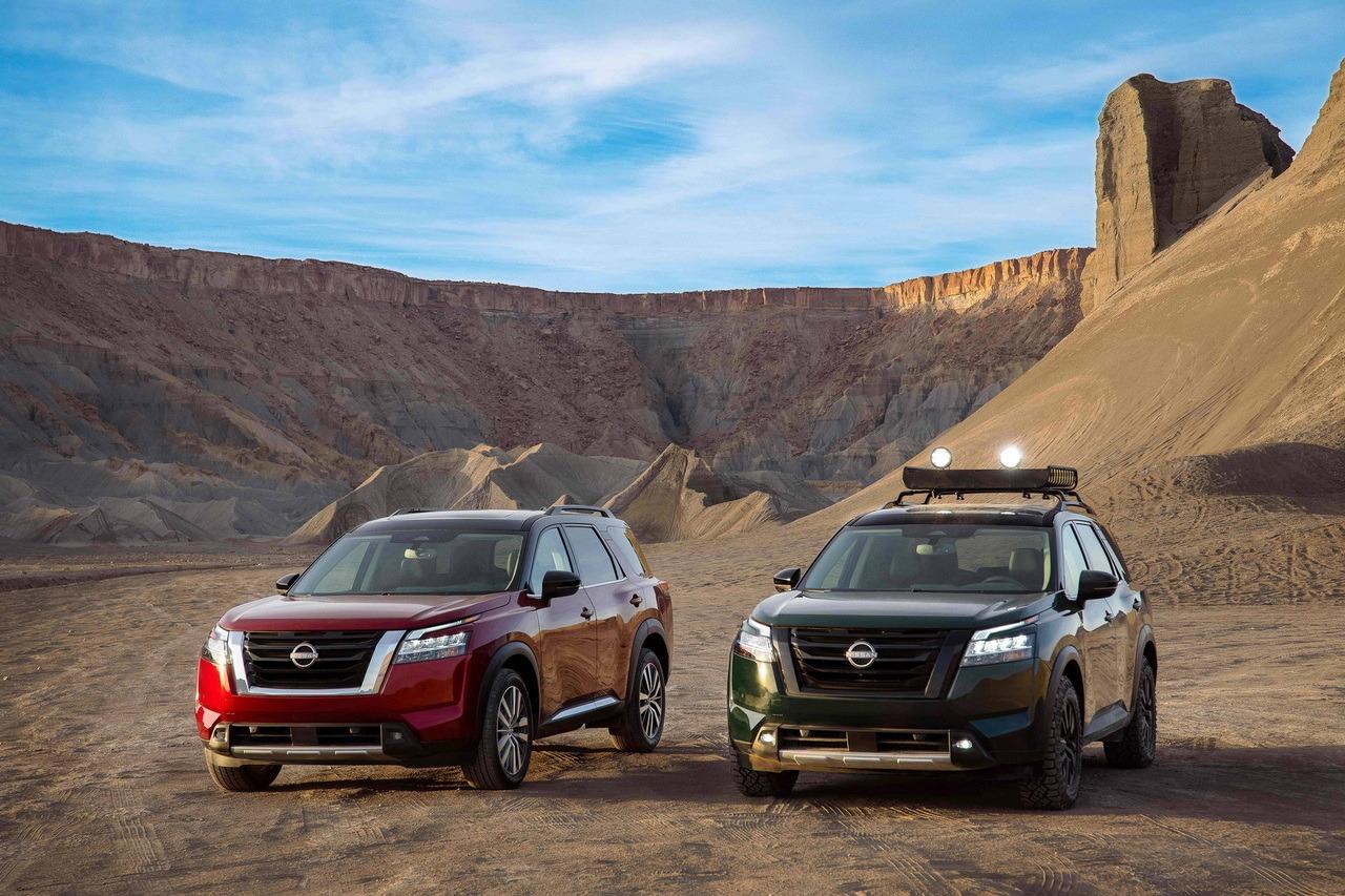 El nuevo Nissan Pathfinder 2022 da el mayor salto evolutivo de su historia