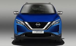 El Nissan Qashqai 2021 se destapa poco antes de su presentación en nuevos renders