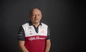 Frédéric Vasseur señala los objetivos de Alfa Romeo para 2021