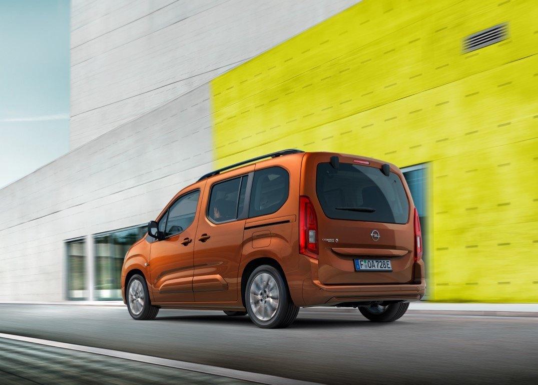 Foto Opel Combo-e Life - exterior