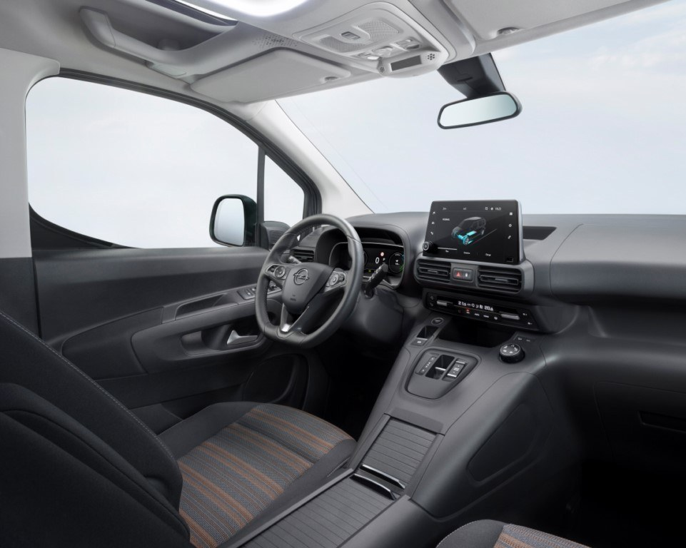 Foto Opel Combo-e Life - interior