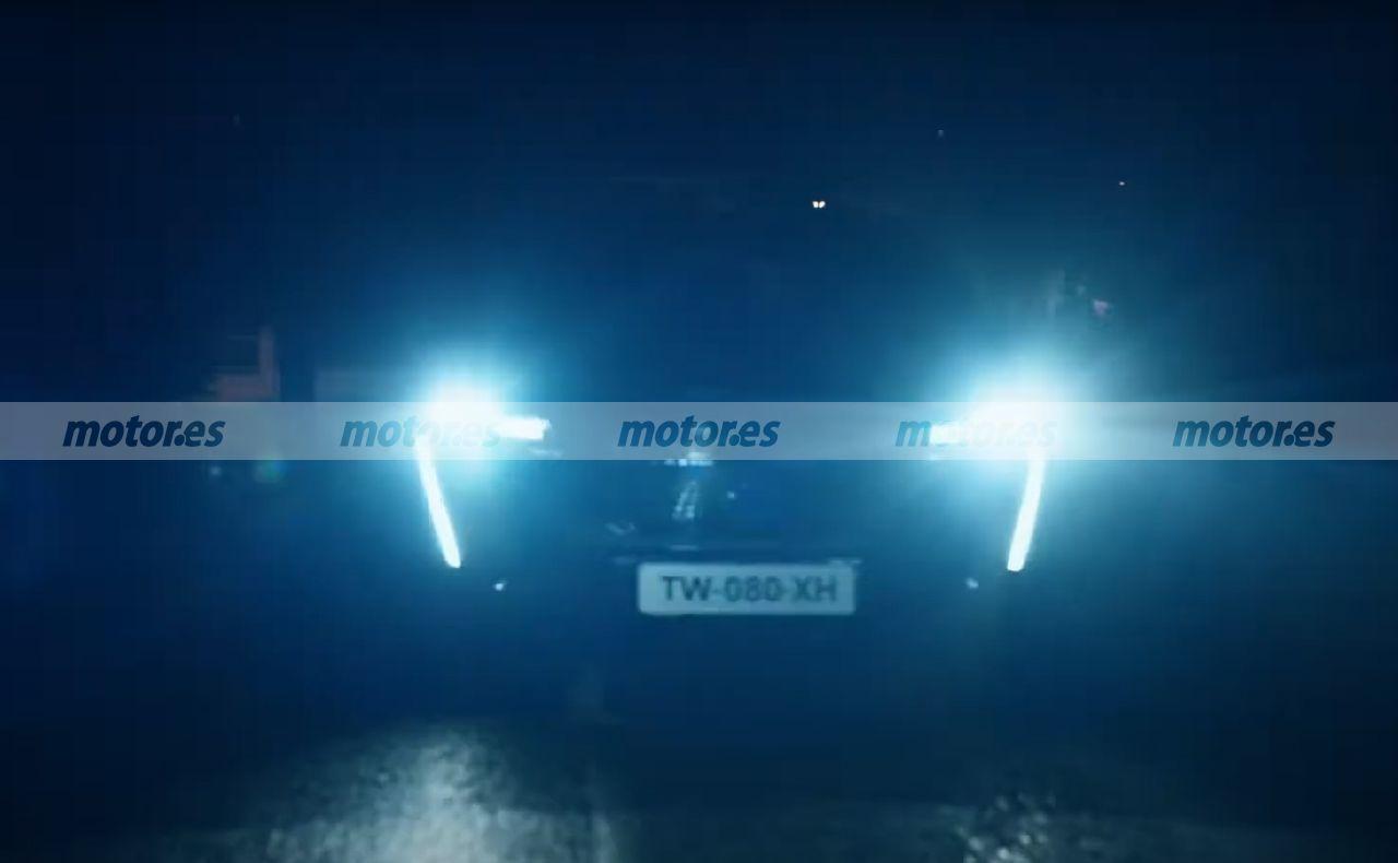 Filtrado el nuevo Peugeot 308 2021 en uno de los vídeos del nuevo logo de la marca