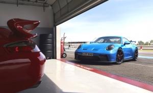 El Porsche 911 GT3 llega con 510 CV, cambio manual y 17 segundos más rápido en Nürburgring