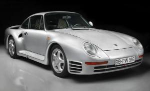Brumos nos descubre uno de los pocos prototipos supervivientes del Porsche 959