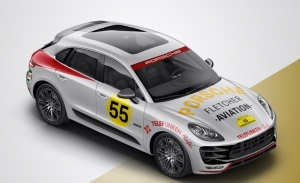 Porsche Macan Tribute, el SUV rinde homenaje a cuatro éxitos de competición