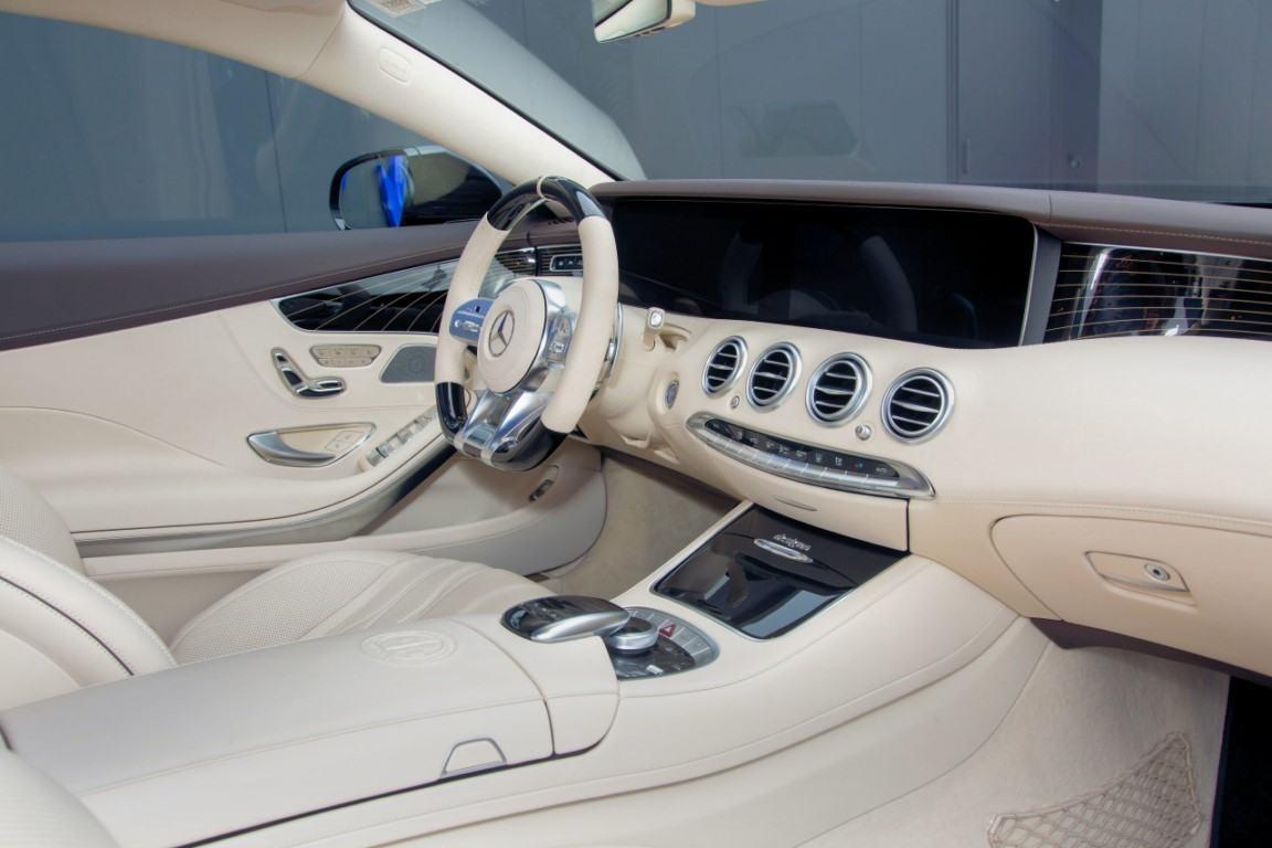 Photo Posaidon Mercedes-AMG S 63 - interior