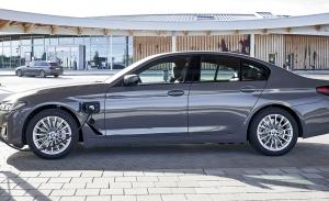 BMW 520e, la nueva variante híbrida enchufable ya tiene precios en España