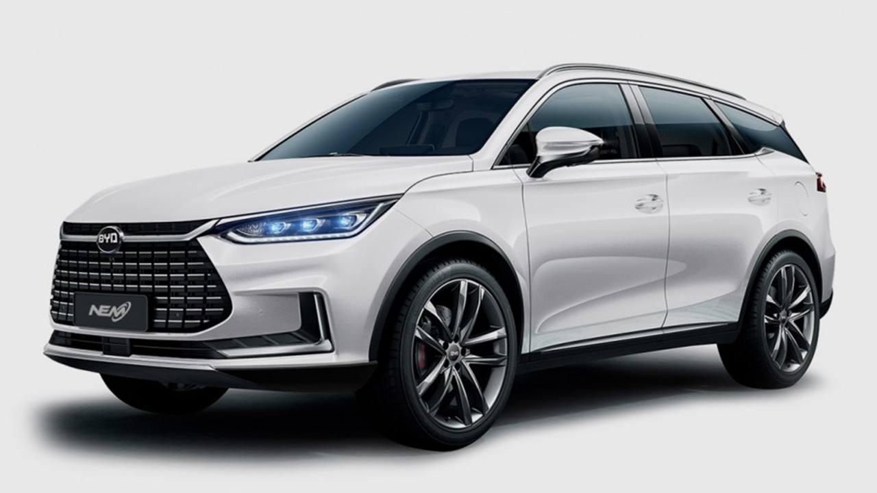 El BYD Tang EV llega a España, ¿cuál es el precio de este SUV eléctrico chino?