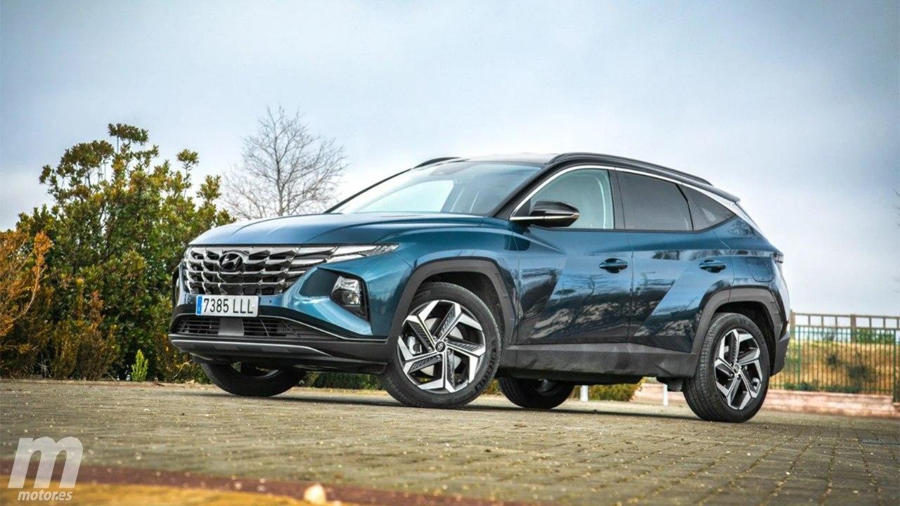 El nuevo Hyundai Tucson Híbrido con tracción delantera estrena el acabado Style