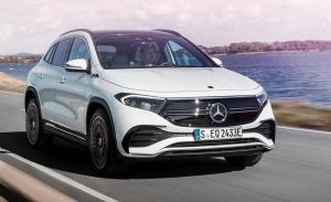 Mercedes EQA, el nuevo SUV eléctrico de lujo ya tiene precio en España