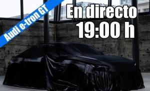 En directo, presentación del nuevo Audi e-tron GT