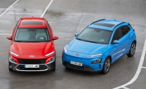 Prueba Hyundai Kona 2021, un restyling de manual