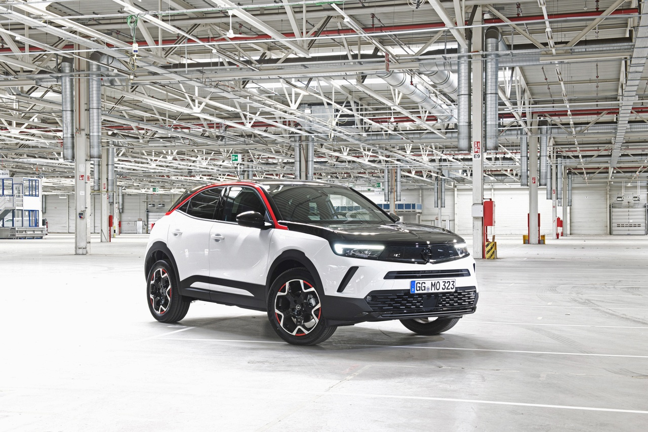 Foto Opel Mokka - exterior