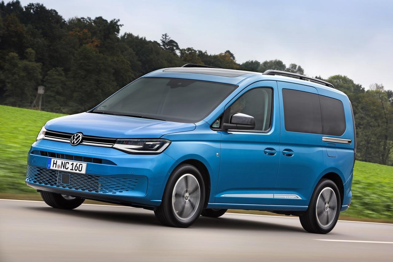 Prueba Volkswagen Caddy 2021, más cerca del Golf (con ...